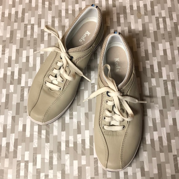 Ked's Leather Sneakers Sz. 7.5